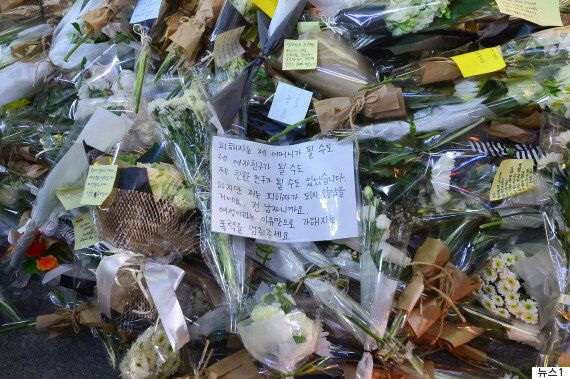 강남역 살인사건 1년, 몇몇 남성들의