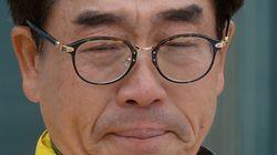문대통령 전화를 받은 단원고 고 김초원 교사의 아버지가 감사를