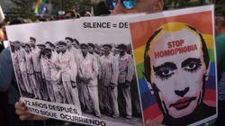 러시아 LGBT 단체가 체첸의 게이 남성 42명을 구했다고
