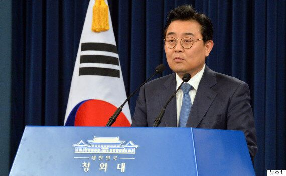 청와대, 정무수석 전병헌·사회혁신수석 하승창·사회수석 김수현
