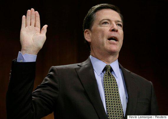 이 9살 아이는 해임된 제임스 코미 전 FBI 국장을 위로해주고