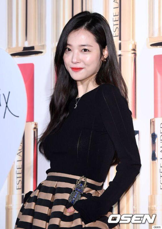 [공식입장] 설리, 김민준 디렉터와 열애인정