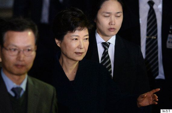 홍준표 자유한국당 후보가 걱정한 박근혜의 건강은 이상이