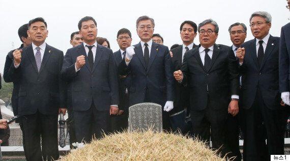 올해 5.18 기념식에서는 '임을 위한 행진곡'이 제창될