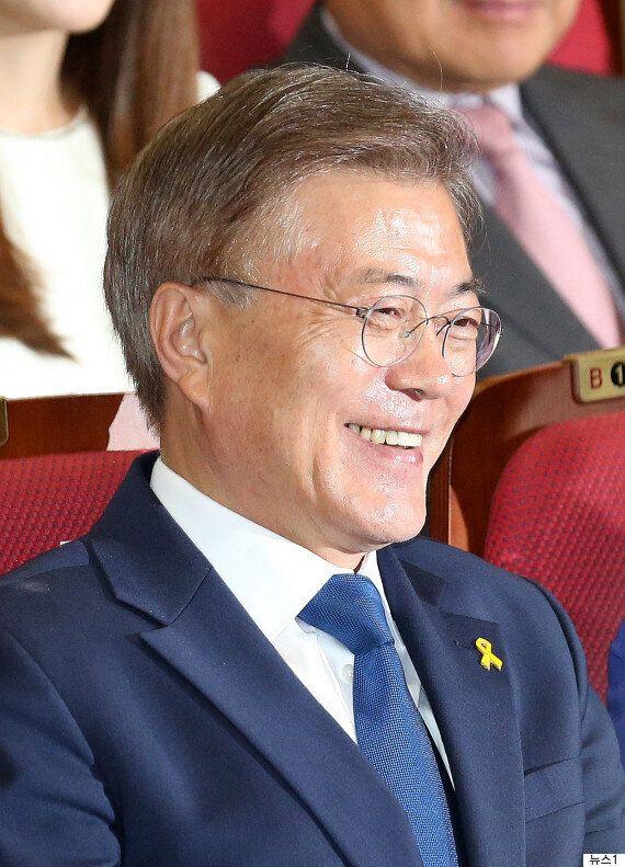 '박근혜 탄핵' 찬성했던 국민 77%는 후보 4인 지지율과