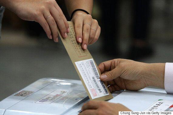 1100만명이 참여한 사상 최대 '대통령 선거' 사전투표가