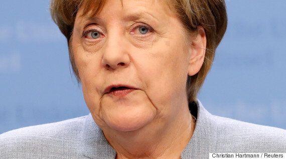 메르켈 독일 총리의 '4연임'에 청신호가
