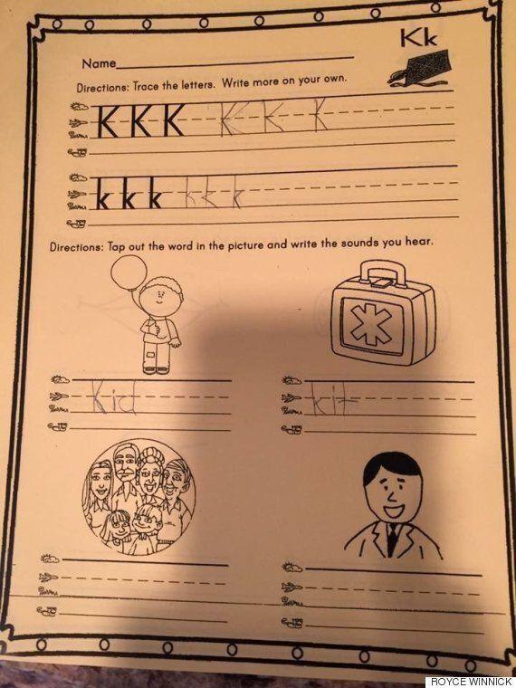 이 유치원 숙제는 부모도 못