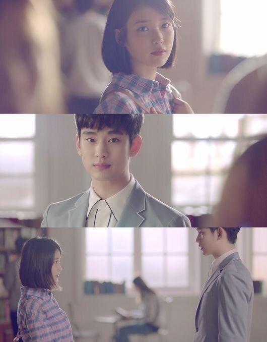 아이유X김수현, 티저 공개...이런 엔딩