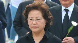 권양숙 여사의 친척으로 지목된 고용정보원 직원의