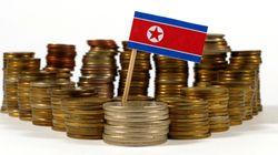 북한에 돈을