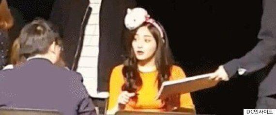 소속사 대표가 직접 나서 '성희롱 팬'으로부터 걸그룹 멤버를