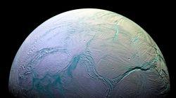 토성의 달 '엔켈라두스'에 생명이 존재할지도