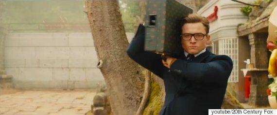 '킹스맨 2'는 1편보다 화려하고 미친 매력으로 가득할
