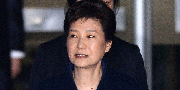박 전 대통령, 오늘 '구속