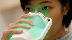 싱가포르의 과학자들이 '가상음료' 기술을