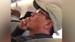 경찰들이 유나이티드 항공 승객을 끌어내기 직전의 영상이 새롭게
