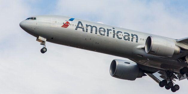 아메리칸 항공이 승무원 과실에 대한 사과문을