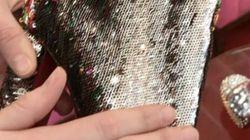 크리스찬 루부탱의 새 부츠는 색깔이