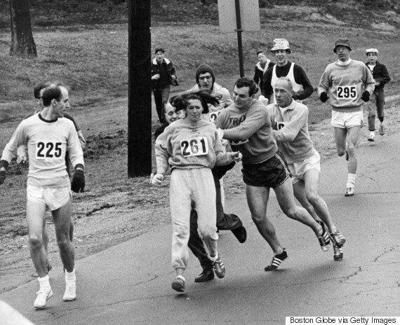 남성만 참여할 수 있었던 '보스턴 마라톤'에 '최초로' 참가했던 여성의 최신