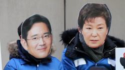 박근혜는 이재용과 독대했을 때 삼성의 경영권 승계에 대한 내용을 갖고