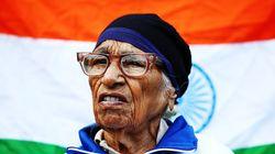 이 101살 할머니는 최고령 금메달리스트가