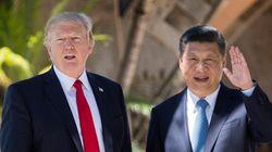 시진핑 주석의 망언, 트럼프 대통령의