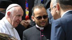 교황이 이집트를 방문해 무슬림과 기독교인의 화합을