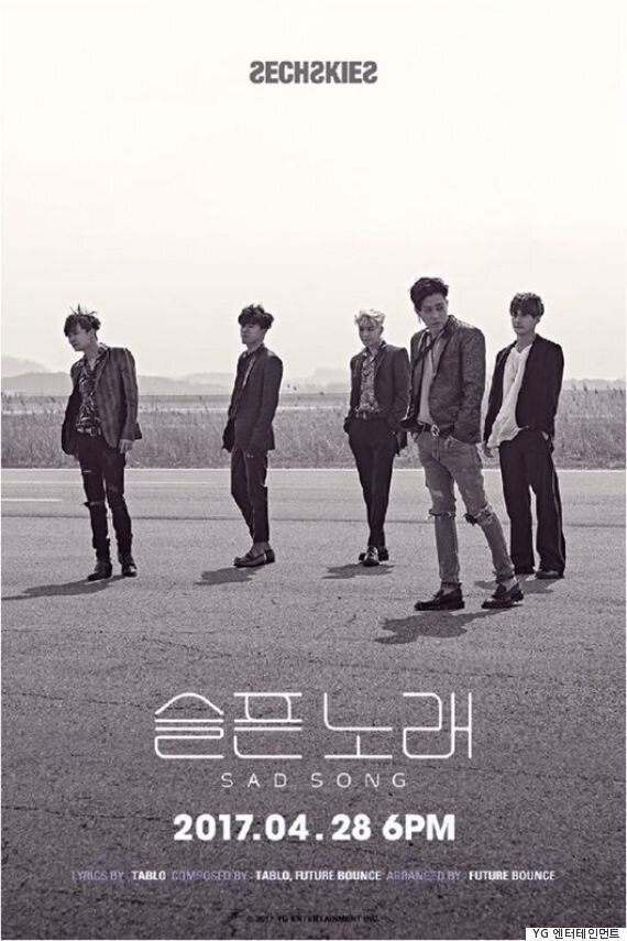 [공식] 젝키, 첫번째 신곡은 '슬픈노래'..타블로와 다시 뭉쳤다