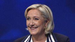 프랑스 대선 결선 투표를 앞두고 르펜의 지지율이 급상승하고