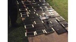 코첼라에서 스마트폰 100개 훔친 도둑의