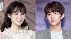 정혜성과 B1A4 공찬이 '열애 보도'에 입장을