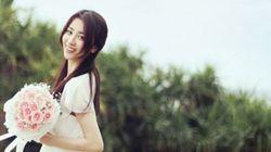 류수영과 박하선의 '셀프 웨딩 사진'이