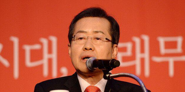 홍준표가 '돼지 흥분제' 강간 모의 논란을 해명하며