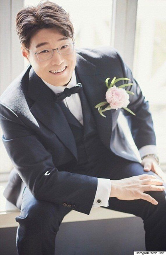 [★SHOT!] '결혼' 오세득, 미모의 신부 공개