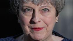 영국 총리가 '조기 총선' 실시를 전격