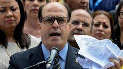배네수엘라 법원이 '사법 쿠데타'를