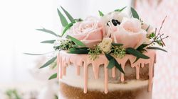 결혼식을 빛나게 해 줄 근사한 결혼 케이크
