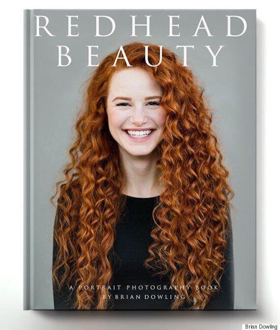 이 사진가는 '빨강 머리'를 가진 여성만을