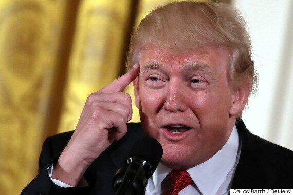 도널드 트럼프가 당내 강경보수파 '프리덤코커스'를 향해 '전쟁'을