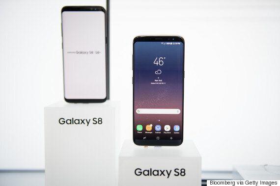 외신이 평가한 갤럭시S8 : 삼성이 가장 잘하는 걸