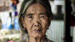 그녀는 올해 100살이 된