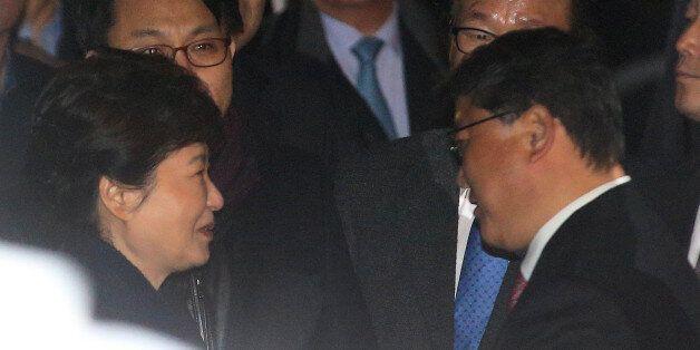 조원진이 '한국당 탈당' 전 '교감'을 나눈 한