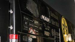 도르트문트 선수 버스 근처에서 폭발이