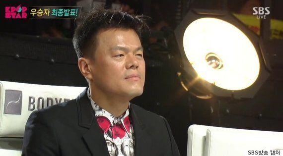 박진영이 K팝스타 6년의 막을 내리며 교육에 대해
