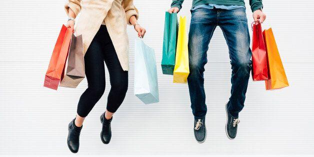 백화점에서 남자와 여자는 왜 다른 게