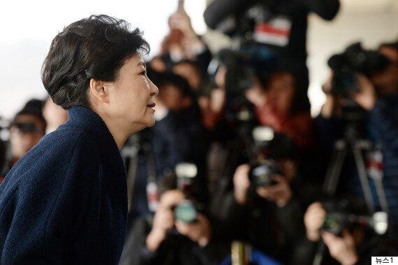 박근혜는 영장심사에서 변호인 도움 없이 스스로 '결백'을 입증해야
