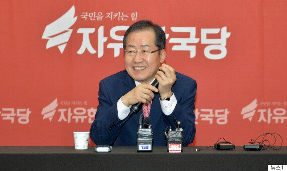 홍준표, 45년 전 MBC 개그맨 공채
