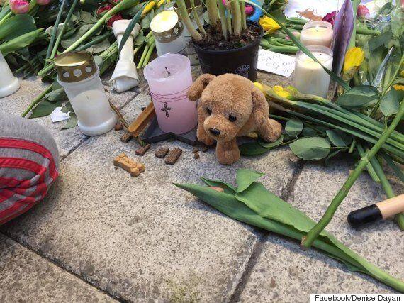 스웨덴 트럭 공격으로 목숨을 잃은 '또 하나의