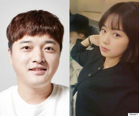 개그맨 남호연, 구혜리 열애